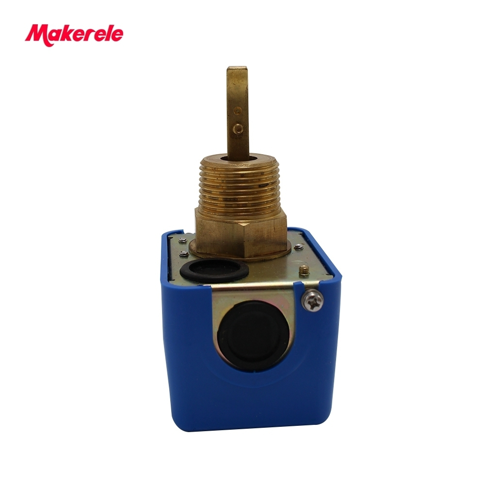 Industrial Screw Terminal Paddle Flow Switch MK FS07 Promotions Amico AC  220V 15A Male Thread SPDT Water Paddle Flow Switch-in Flow Sensors from  Tools on ...