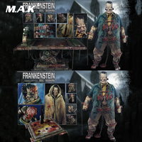 X MF006/XF007 1/6 Scale Ful Set Lost Tapes File Frankenstein Hidden Edition/BIRTH EDITION Action Figure Set Model for Fans Gifts