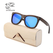 New style of retro-fashionable native bamboo and wood fashionmaleandfemaleSunglassesanti-ultravioletdrivingpolarizing sunglasses