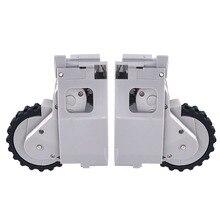 Mi רובוט גלגלית מנוע הרכבה גלגל גלגלית עבור xiaomi mi רובוט שואב אבק רובוט תיקון חלקי אבזרים