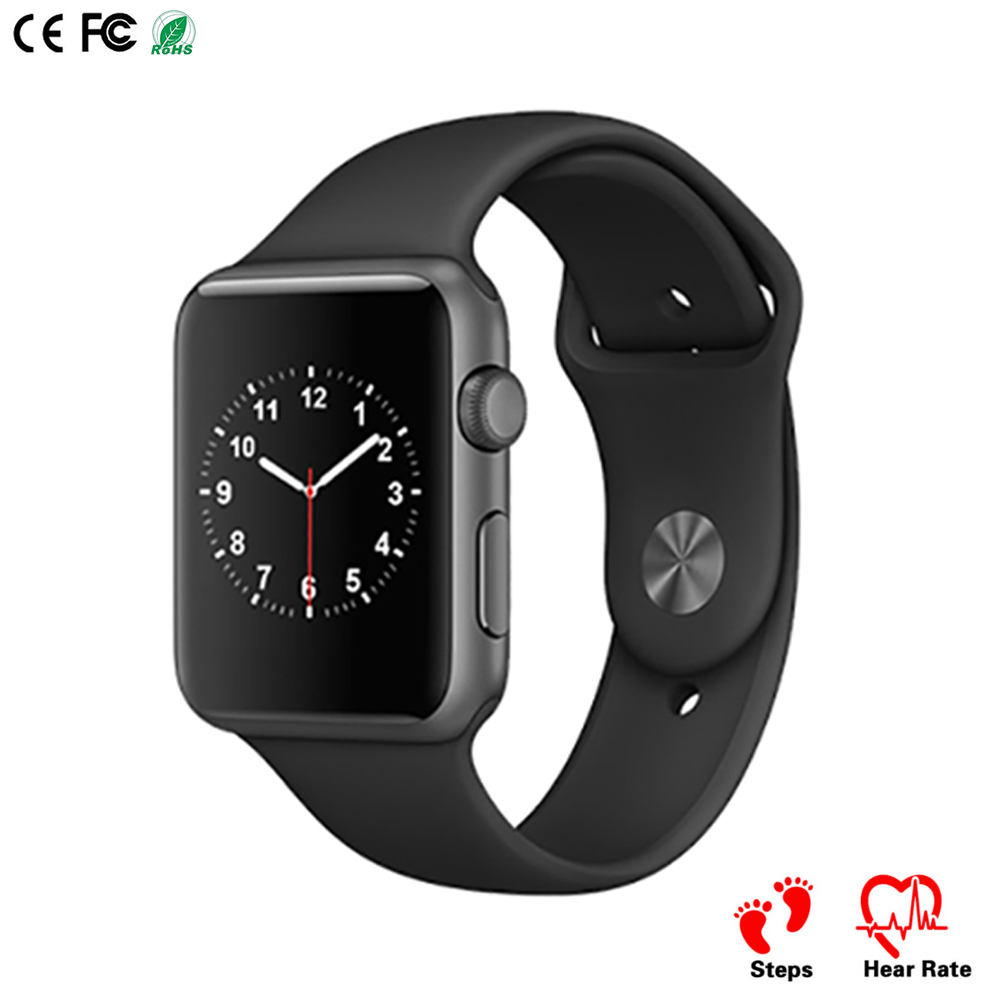 W53 Wireless Charging smart watches for men Heart rate Monitor Fitness tracker Call Reminder Smart watch phone smart wearing