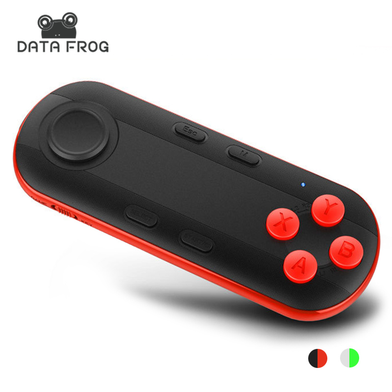 Gamepad Bluetooth VR Remote Controller For Android Wireless Joystick For IPhone IOS Xiaomi Android Gamepad For PC V