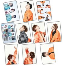 Kpop GOT7 FLY 2016 new Album 2016 fly crystal sticker set 10 k-pop got 7 Photos Cards Postcard Poster LOMO PhotoCard gift poster(China)
