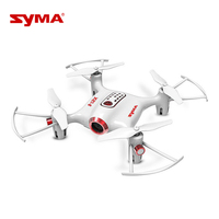 Syma X21 Small Drone RC Helicopter Auto Hover 3D Flip Mode 2 4G 4CH 6Aixs Headless