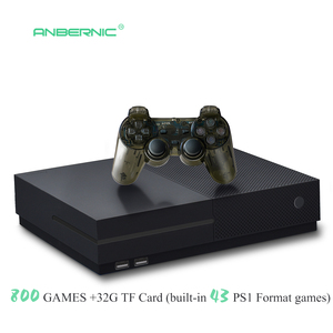Image 3 - Consola PS1 de 64 bits, 4K, HD, HDMI, 800 clásicos familiares, juegos Retro, TV, mando XPRO de 32G para regalo, xbox One