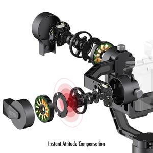 Image 4 - ZHIYUN Official Crane V2 3 Axis Handheld Gimbal Stabilizer Kit for DSLR Camera Sony/Panasonic/Nikon/Canon