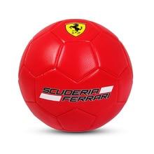 Tamaño oficial 5 PVC estándar Fútbol bola al aire libre deporte  entrenamiento bolas de color rojo para niños adultos c1cd69fc7774a