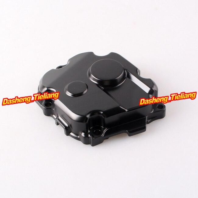Двигатель статора кривошипно Чехол генератор крышки картера для Kawasaki ниндзя ZX10R ZX1000 ZX1000J 2011 2012 2013 CNC Алюминиевый черный