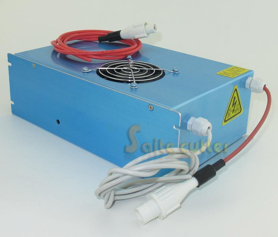 HQ Reci Z4 100 Вт 120 Вт co2 лазерной трубки Питание DY 13 CO2 гравировка Резка машины 220 В/ 110 В