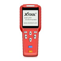 Xtool X100 Pro Professional Auto Key Programmer And Mileage Adjustment Odometer X 100 Pro ECU And Immobilizer diagnostic tool