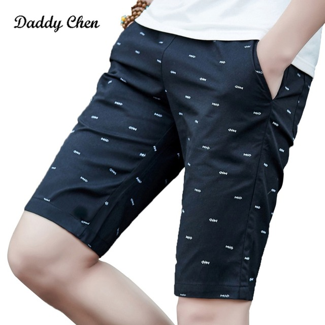 100% Cotton Shorts for Men