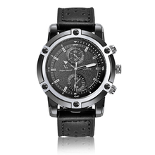 V6 super speed watch Top Brand Luxury Men Swimming Outdoor Sports Watches Military Relogio Masculino Clock With Leather Strap
