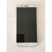 Original For LG G2 D802 LCD Display With Touch Screen Digitizer Assembly With Frame Black And