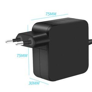 Image 5 - Zasilacz sieciowy 45W USB typu C zasilacz do Asus ZenBook 3 UX390/do HP Spectre x360/do Lenovo ThinkPad X1/do Macbook 45W