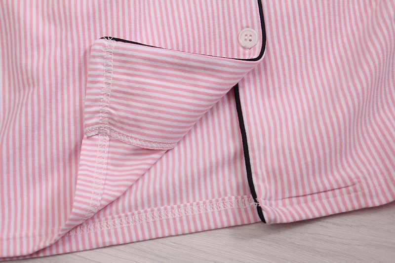 Bonito Dos Desenhos Animados Olá Kitty Mulheres Pijamas Conjuntos de Algodão KT Gato de Mangas Compridas Calças Plus Size Roupa Em Casa das Mulheres Dois pedaço Pijamas