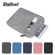 Shellnail Sleeve Case for iPad 2019 Case for iPad Mini 4 3 2 / Air 2 Air 1 /Pro 10.5 Cover for All iPad Pro 11 2019 Case Bag защитная плёнка прозрачная deppa 61911 для ipad pro 9 7 ipad air ipad air 2 0 4 мм