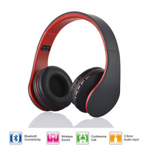High quality HL-811 4 in 1 Stereo Bluetooth 3.0 + EDR Headphones Wireless Headset Music with Micphone for iphone Samsung saenkdea 518 stylish rhinestone bluetooth v3 0 edr music bluetooth headset green silver
