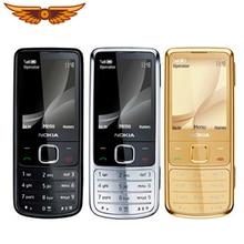 Разблокированный Nokia 6700C 6700 классический 2,2 дюймов 5MP камера Ruissian/арабский клавиатура Поддержка Восстановленный мобильный телефон