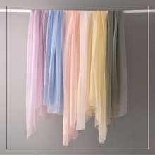 New Luxury Brand Scarf Silk Shawl Fashion Soft Women Summer Scarves Wraps Bandana Lady Pashminna Pareo Beach Foulard