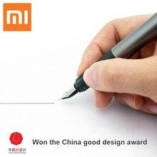 Новый Xiaomi Youpin Высокое качество Германия EF перьевая ручка европейский стандарт в канцелярских принадлежностей офисные школьные чернила вывеска
