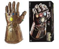 Infinity Gauntlet Marvel legends Original version with Lights and Sounds Cosplay Gloves Electronic Fist