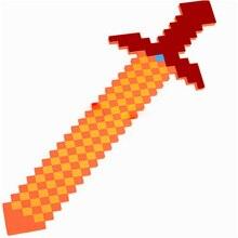 Игрока minecraft diamond меч gun лучший & девочки красочные мальчики стиль