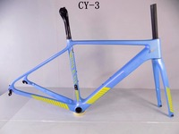 2018 New Model Carbon Road Bike Frame Disc Brake Road Bicycle Frameset Made In China BB86