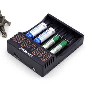 Image 3 - Liitokala Lii S2 Lii 402 18650 Charger, Charging 18650 1.2V 3.7V 3.2V 18350 26650 NiMH Lithium Battery Charger