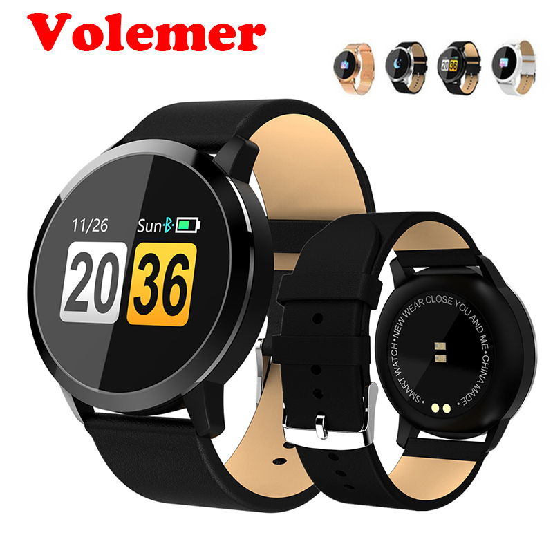 Wearable Devices Smartwatch Bluetooth Smart Watch Touch Screen Waterproof Ip68 Tracker Watch With Heart Rate Monitor Pedometer Ios Android Warm And Windproof Smart Electronics