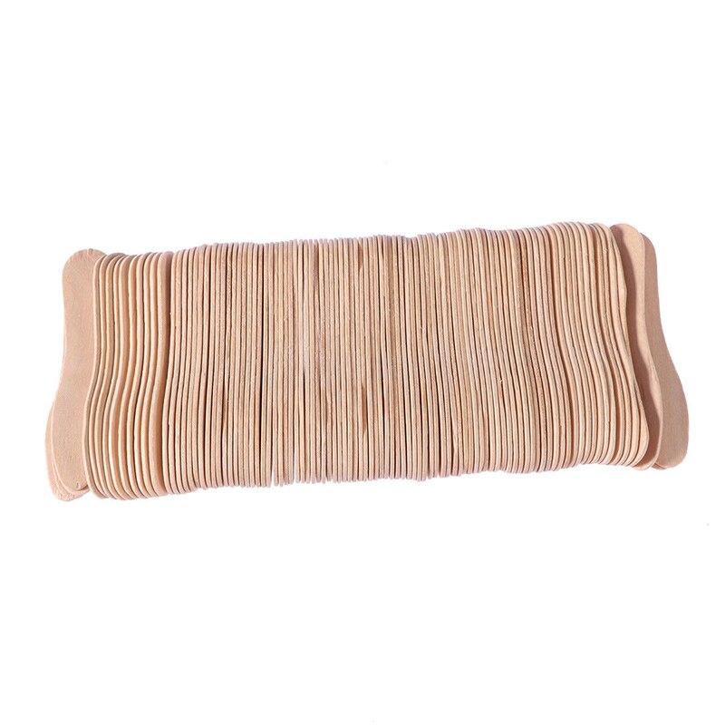 75 мм березовые деревянные для мороженого ложки одноразовые деревянные палочки для мороженого лопатка тастер ложки Персонализированная гравировка доступны