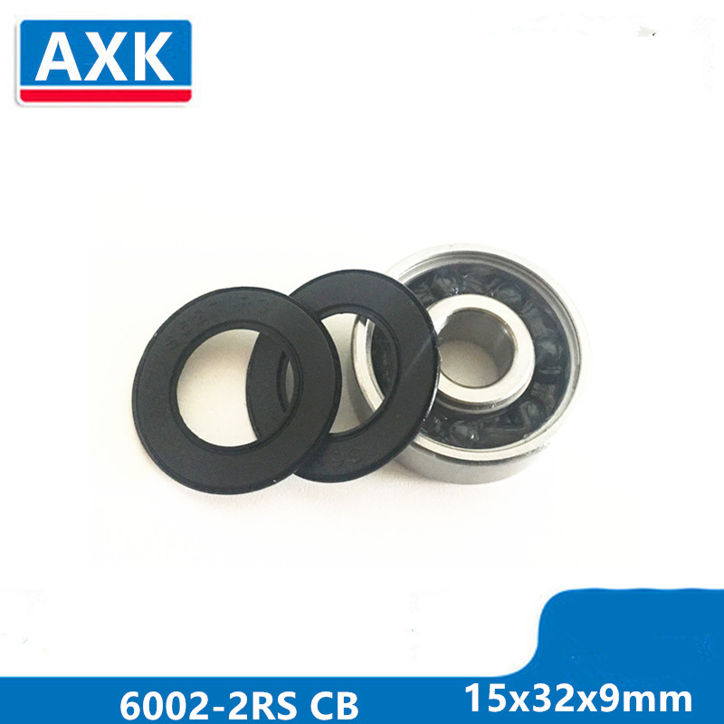 2 Pcs Premium 6804 2RS ABEC3 Rubber Sealed Deep Groove Ball Bearing 20x32x7mm