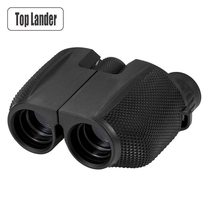 Daljnogledi Night Vision 10x25 Vodoodporen HD teleskop Področje - Kampiranje in pohodništvo