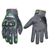 Kyteam Motorcycle Gloves Full Finger luva motoqueiro guantes moto sport downhill racing Motorcycle motocross gloves Ciclismo