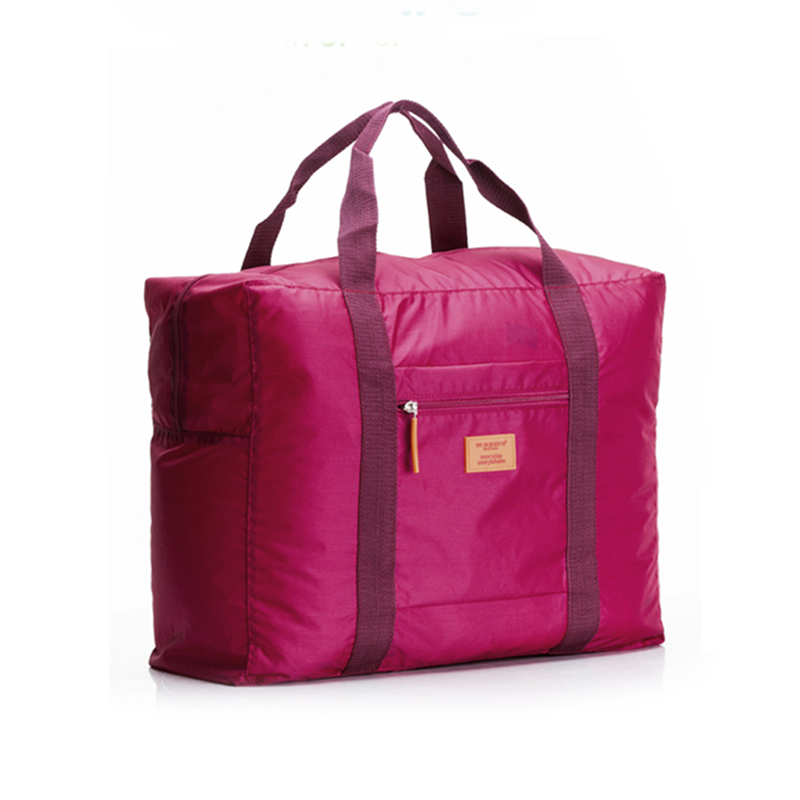 Hot Sale Foldable brand designer luggage travels bags organizer waterproof  women and men duffle carry on luggage traveling bag c3dc34b7379c1