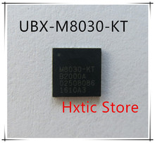 NEW 5PCS/LOT UBX-M8030-KT M8030-KT UBX-M8030 M8030  QFN-40   IC