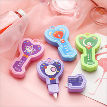 1X Little fairy luminous correction tape material creative  kawaii stationery office school supplies papelaria