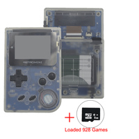 Mini Game Console Retro Handheld Game Players 32 Bit Portable Built in 968 Classic Games With Standard 3.5mm Earphone