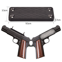 (One piece/ lot)Magnetic Gun Mount Holster Magnet hold 35LBS