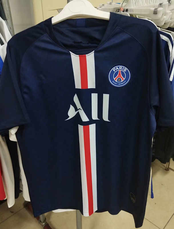 NEW 2019 PSG soccer jerseys 2019 2020 Paris MBAPPE CAVANI VERRATTI saint germain camisa de futebol