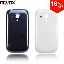 New Back Cover For SAMSUNG Galaxy S3 Mini I8190 Housing Battery Cover Door Rear Cover High Quality Replacement replacement 2450mah 1900mah battery for samsung galaxy s3 mini i8190 golden black 2 pcs
