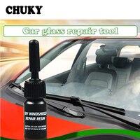 CHUKY Car Glass Repair Kits Windshield Window Scratch Crack Restore Tool For Audi a3 a4 b6 b8 b7 b5 a6 Volkswagen VW Polo Golf 4
