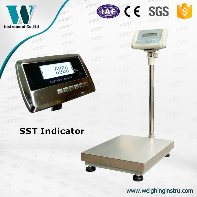 US $105 0 |1g 120kg accuracy stainless steel indicator electronic weighing  scale with computer interface-in Weighing Scales from Tools on