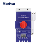 ManHua 80A 50Hz 25kA MYCPS 125 Control and Protective Switching Device