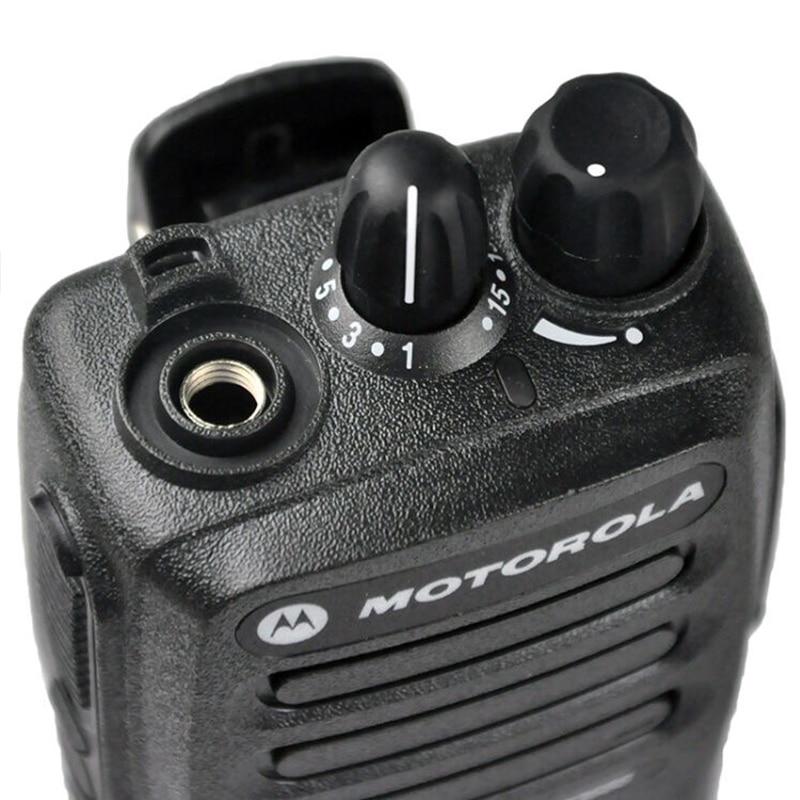 band digital Motorola XIR P3688 digital / analog walkie talkie dual-band waterproof and dustproof high power handheld portable transceiver (5)