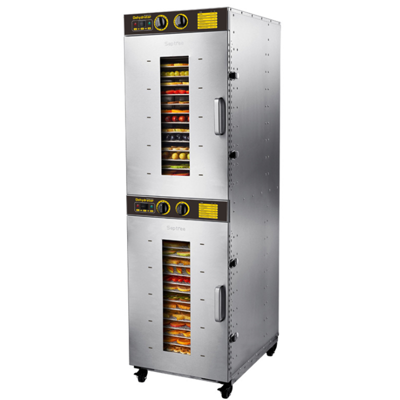 Commercial Food Drying Machine Dryer For Fruits And Vegetables Dehydrator 32 Layers Food Dehydration Equipment ST-32