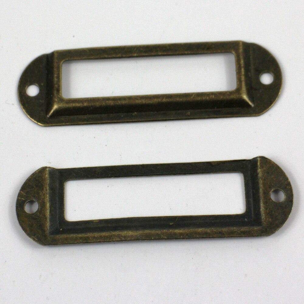 Porta Etichette in Metallo Promozione-Fai spesa di