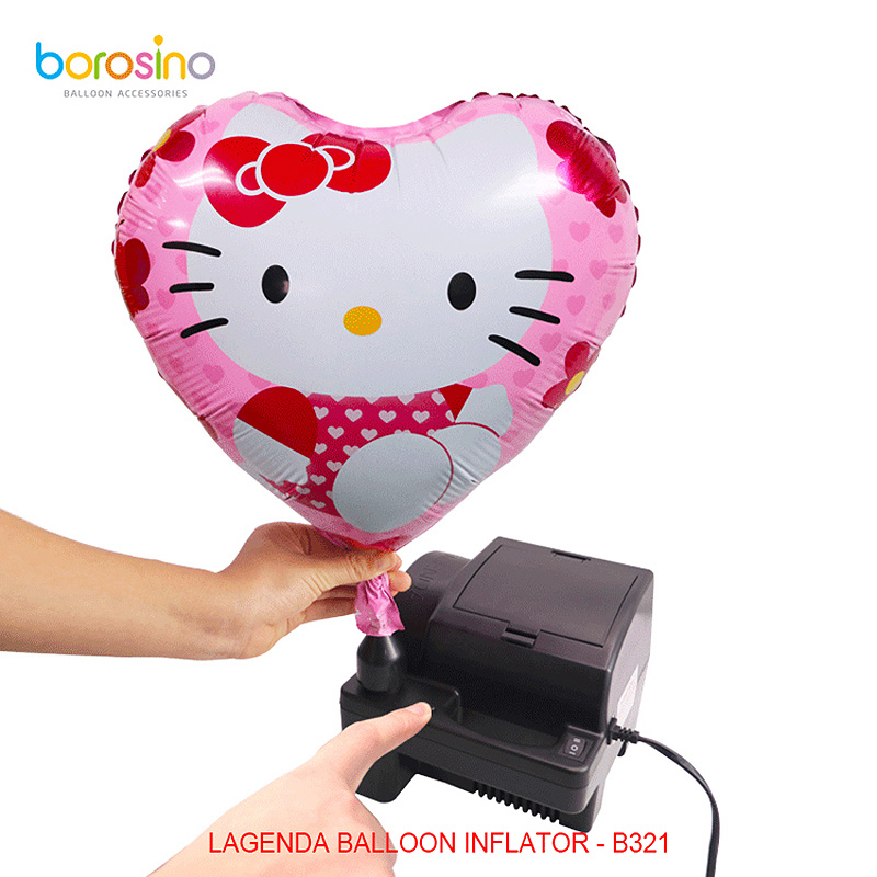 Free shipping for Wedding Decoration Foil and Latex Balloons Electric Air Inflator Balloon Pump Inflator 550W Machine B321 - 3