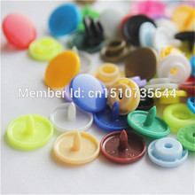 Mix color 500 units sold KAM T5 baby snap buttons clothing accessories a total of 25 colors цены