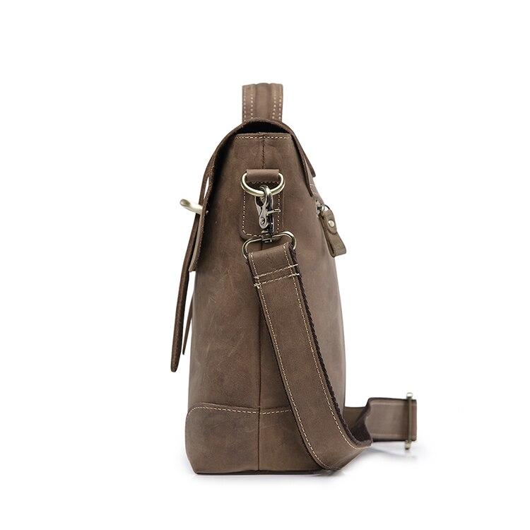 maleta bolsa do homensageiro do Tipo de Ítem : Messenger Bag