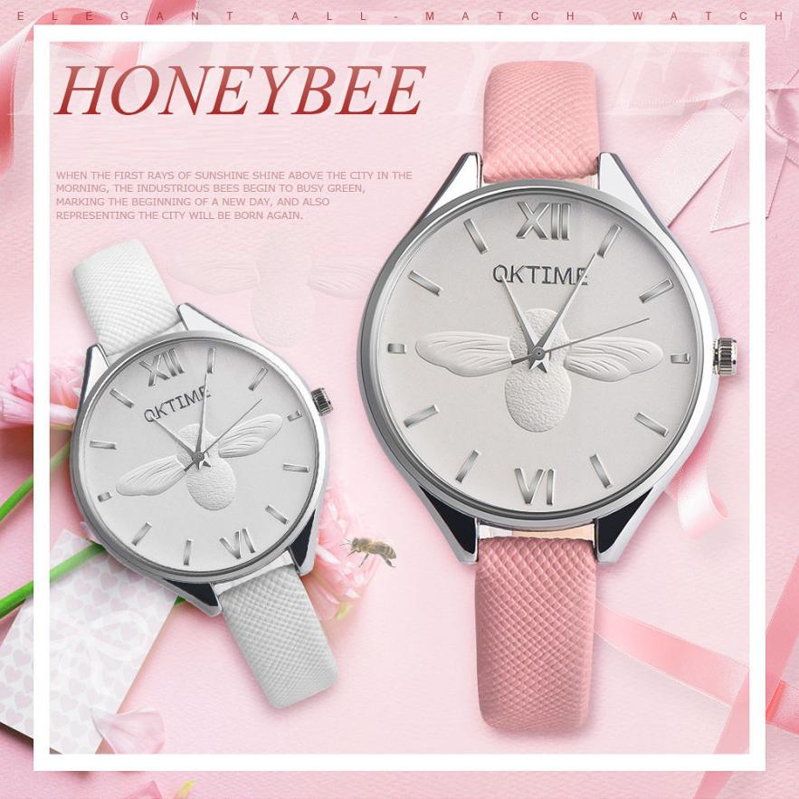 new-lovely-creative-women-female-student-girl-bee-dial-retro-design-leather-band-analog-alloy-quartz-wrist-watch-xfcs-saat-gift
